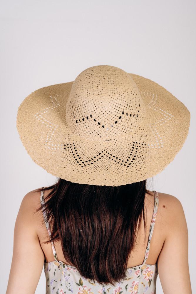 Шляпа широкополая Бетти