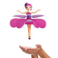 Кукла Летающая Фея Flying Fairy Летит за рукой, волшебство в детских руках! доверие