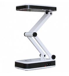 Лампа Yiteng apple - трансформер світлодіодна c акумулятором настільна для манікюру, уроків, в офіс