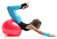 Гимнастический Мяч для фитнеса PROFiT Ball 65 см M 0276 Фитбол! Лучшая цена