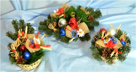 Подсвечник Рождество, фото 2