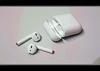 Наушники Bluetooth Double IFans BT с кейсом, гарнитура для iphоne, Hands Free, блютуз гарнитура с кейсом, в