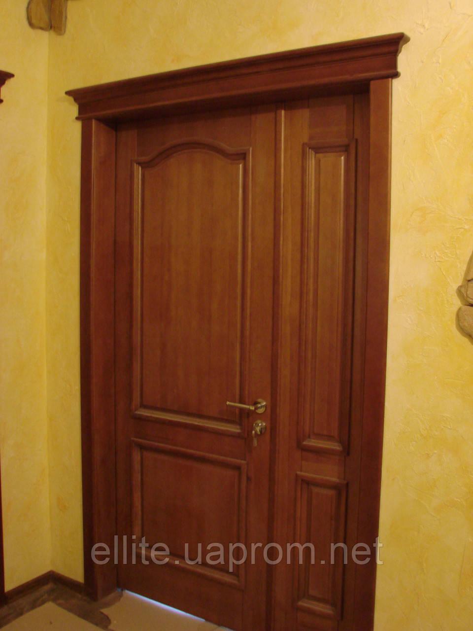 Натуральные Деревянные Двери