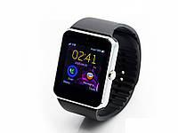 Наручные часы Smart GT08, Умные часы Android Смарт часы Bluetooth, Мужские Смарт часы. Smartwatch! Хит продаж