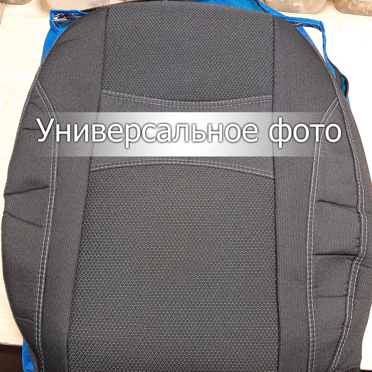 "Чехлы на Citroen Jumpy I (1+2) 1995-2007 / авто чехлы Ситроен Джампи ""Nika"""