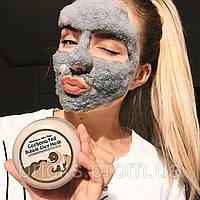 Маска Elizavecca Carbonated Bubble Clay Mask, Глиняная маска для лица, Корейская косметика, Пузырьковая маска!