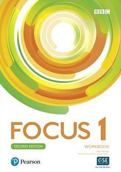 Focus 1 Second Edition Workbook