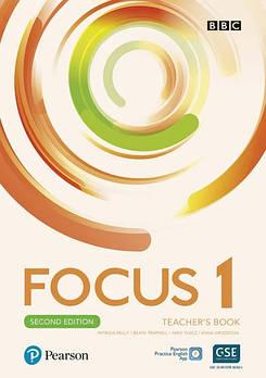 Focus 1 Second Edition Teacher's Book