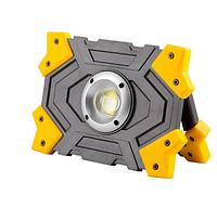 Автономный переносной прожектор, кемпинговый светильник 5Вт 4хАА, LMP83 IP44