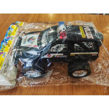 Машинка 951584 джип поліц інерц 1800-04 в кул, фото 2