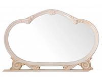 Зеркало Вивальди, светлый пино, модульная система