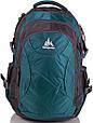Мужской рюкзак, городской 20 л. Onepolar W1801-green зеленый, фото 4