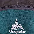 Мужской рюкзак, городской 20 л. Onepolar W1801-green зеленый, фото 8
