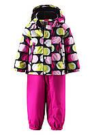 Комплект (куртка, штани на подт.) Reima TEC Saturnus Код 513075-3921 размеры на рост 80,86,92,98
