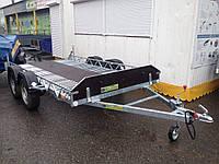 Причіп для перевезення квадроциклів., фото 1