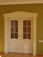 Двери из массива под заказ