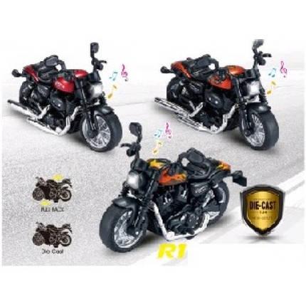 Мотоцикл інерція MY66-M1215 короб 12.0*8.0*4.0 см, фото 2
