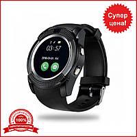 Smart Watch V8 black. Умные часы v8 черные! Скидка