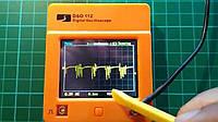 DSO CA101 с сенсорным дисплеем 1Mhz Высокоточный осциллограф , фото 1