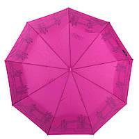 Зонт автомат женский полиэстер 747-12,Купить зонты оптом и в розницу., фото 1
