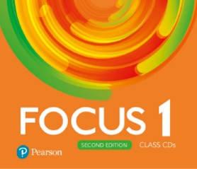 Focus 1 Second Edition Class CDs
