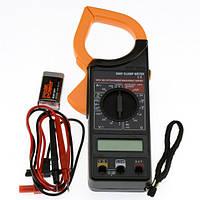 Тестер мультиметр токоизмерительные клещи Digital 266F! Хит продаж