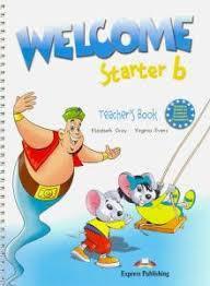 Welcome Starter b: Teacher's Book