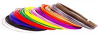 ПЛА PLA пластик нити для 3D ручки 10м Разные Цвета! Хит продаж
