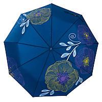 Зонт полуавтомат женский полиэстер 511-4,Купить зонты оптом и в розницу., фото 1
