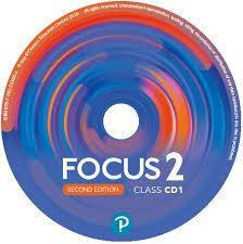 Focus 2 Second Edition Class CDs