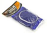 Наколінник волейбольний спортивний дитячий DIKES (2шт.) ВС-0735 (синій), фото 2