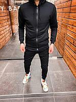 Чоловічий спортивний костюм сірий, фото 1