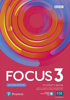 Focus 3 Second Edition Student's Book with Online Practice Basic Pack
