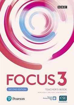 Focus 3 Second Edition Teacher's Book