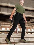 Мужские карго брюки beZet Aviator black'20, мужские осенние карго штаны, черные карго штаны, фото 4