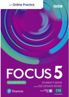 Focus 5 Second Edition Student's Book with Online Practice Basic Pack