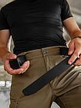 Мужские карго брюки beZet Aviator koyot'20, мужские осенние карго штаны, коричневые карго штаны, фото 6
