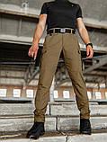 Мужские карго брюки beZet Aviator koyot'20, мужские осенние карго штаны, коричневые карго штаны, фото 2