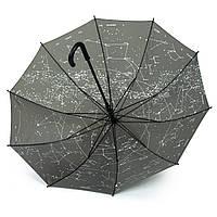 Зонт трость женский полиэстер 913-2,Купить зонты оптом и в розницу.