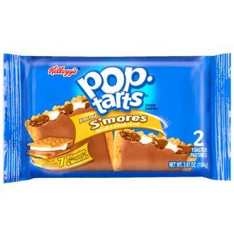 Печенье  Pop Tarts S'mores 1 Пакетик