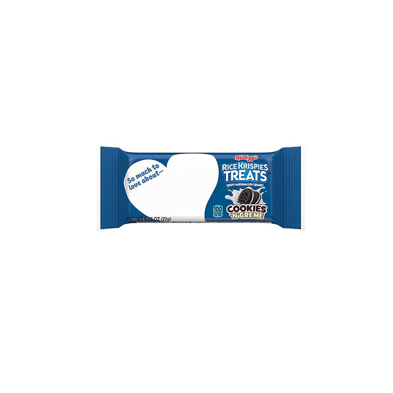 Батончик Kellogg's Rice Krispies Treats Mini Marshmallow Oreo 22 g