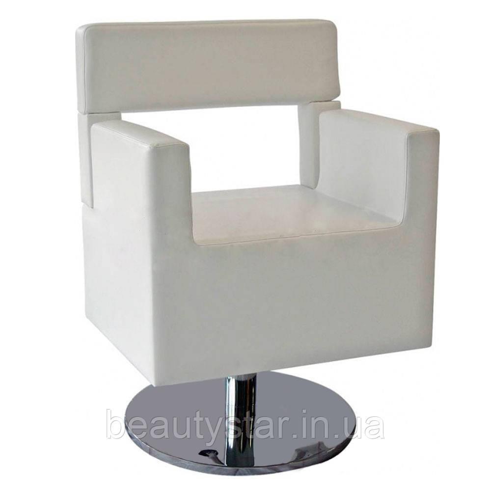 Парикмахерское кресло на гидравлике для клиентов салона красоты KARL.Доставка бесплатно!