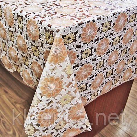 Клеенка Ажур на кухонный стол, фото 2