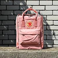 Розовый Рюкзак Kanken Classic реплика, фото 1