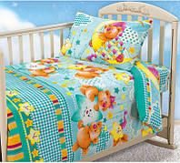 Детская постель для новорожденных - Звездная ночь