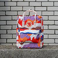Камуфляжный Рюкзак Kanken Classic реплика, фото 1