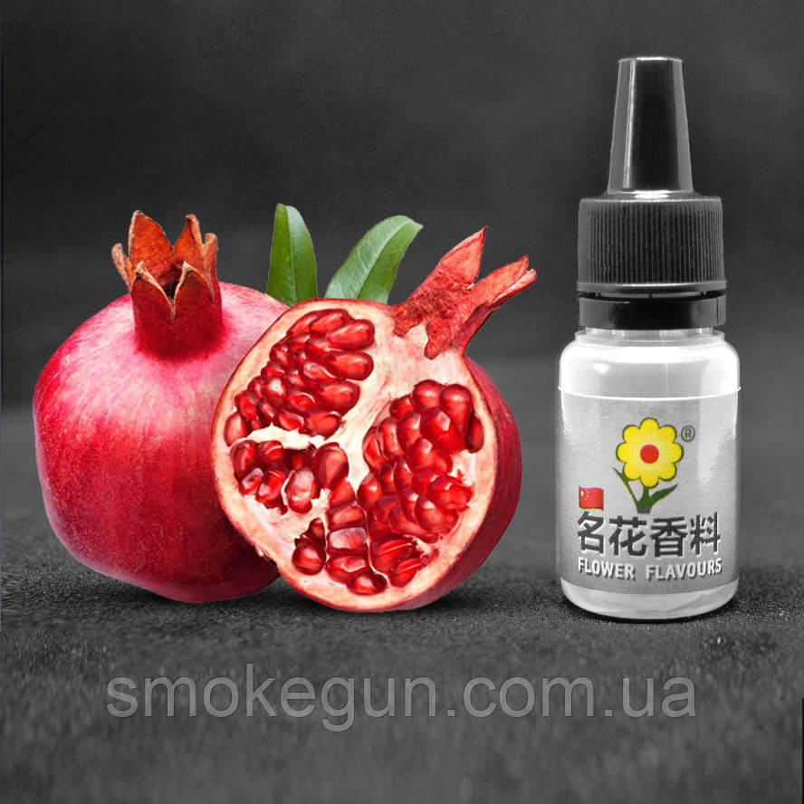 Ароматизатор Flower Flavours Pomegranate / Гранат 10мл