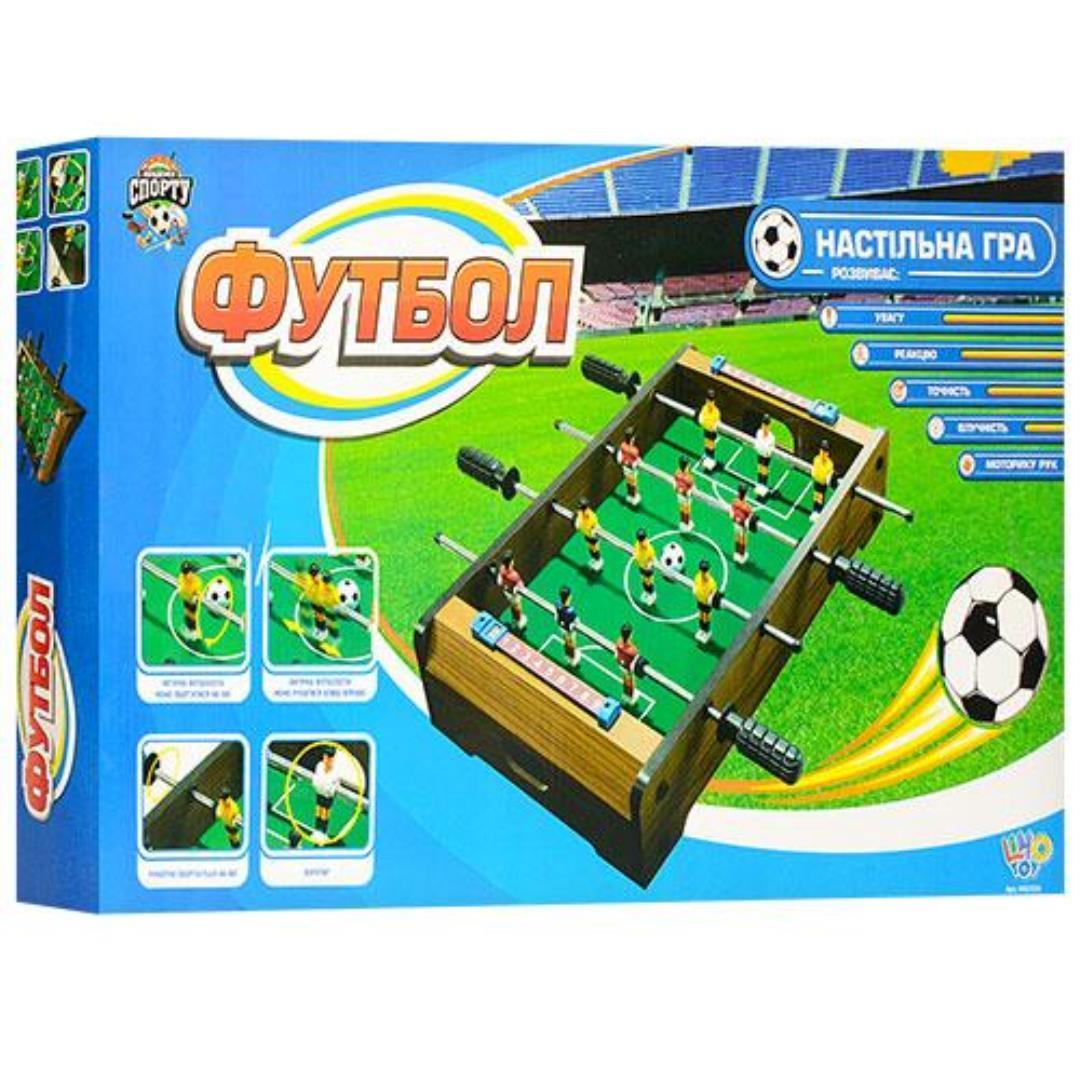 Настольный футбол Limo Toy HG235AN , деревянный