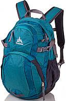 Удивительный городской рюкзак на каждый день 20 л. Onepolar W1961-green зеленый
