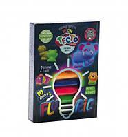 Тесто для лепки FLUORIC 10 цветов Данкотойс TMD-FL10-04